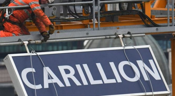 Carillion demise spurs share sale clampdown