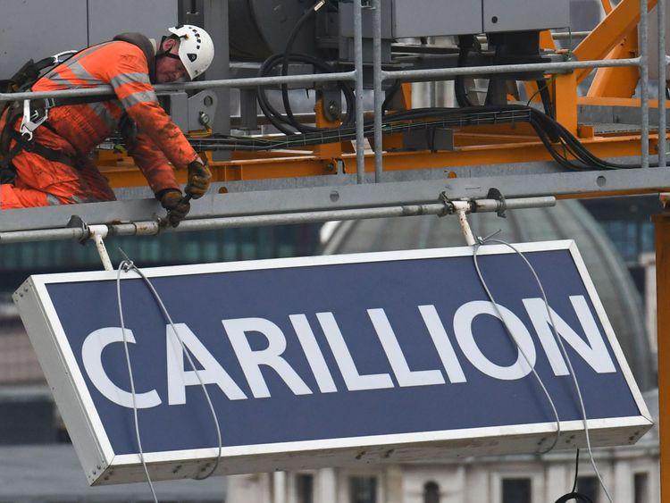 Carillion demise spurs share sale clampdown