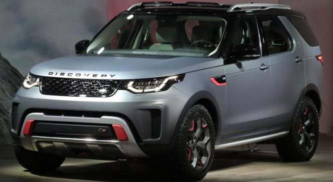 No-deal Brexit threatens Jaguar Land Rover UK future