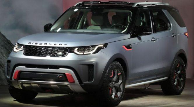 No-deal Brexit threatens Jaguar Land Rover UK future