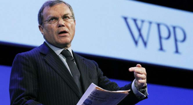 WPP sparks Sorrell legal battle ‎over agency bid