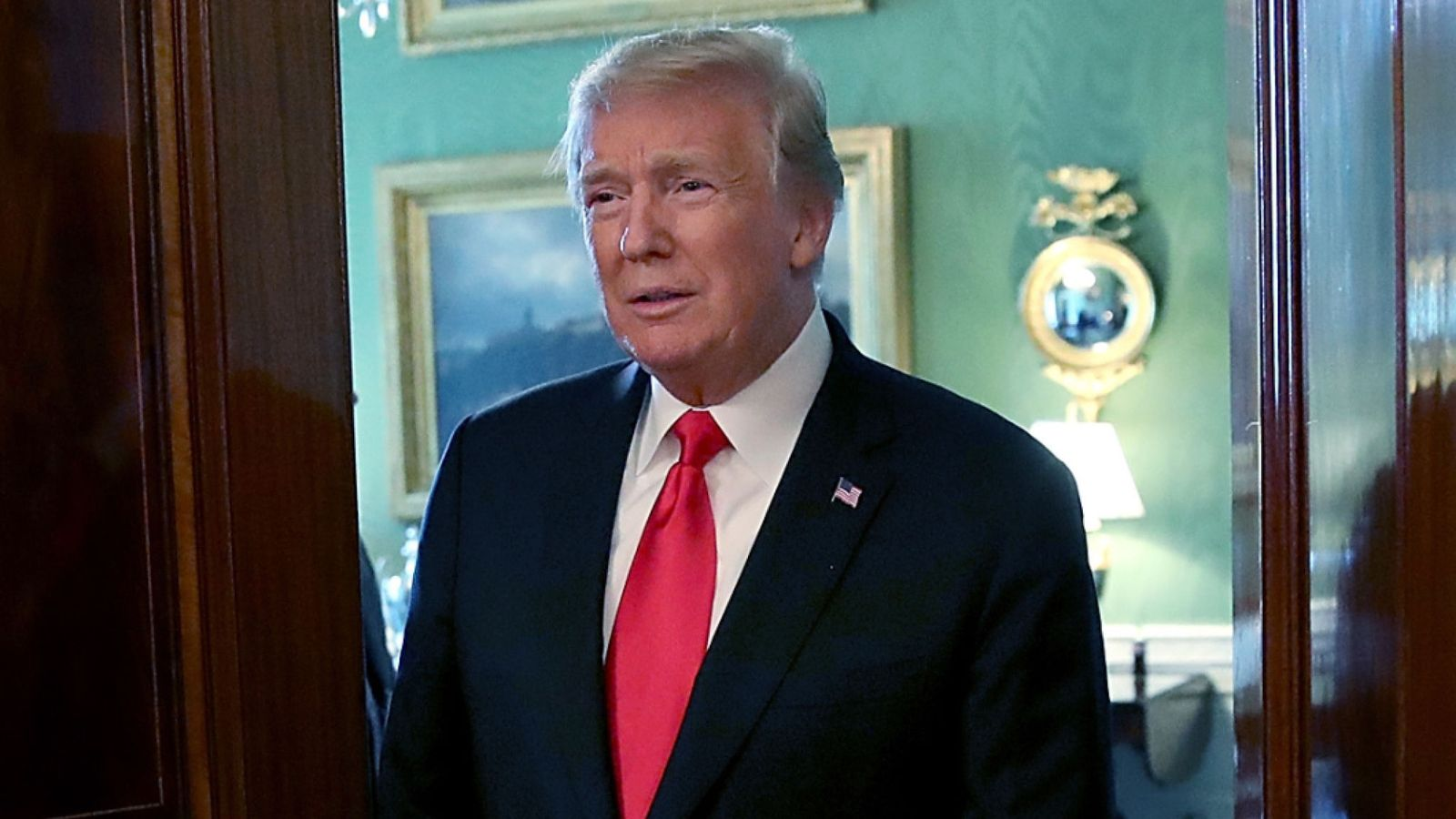 Trump 'ready' to impose tariffs on all Chinese goods