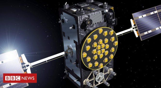Galileo: Funding pledge for UK rival to EU sat-nav system