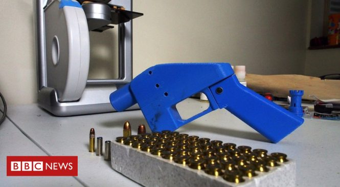 US release of 3D-printed gun software blocked
