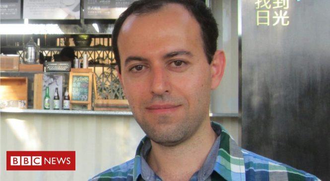 Fields medal: UK refugee wins 'biggest maths prize'