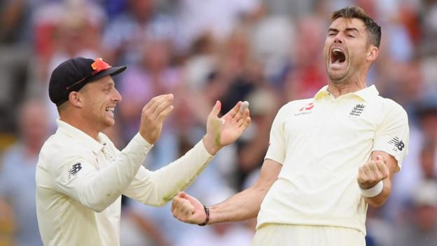 England fightback leaves thrilling Test in balance – videos & report