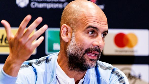 Guardiola 'starving' for more success – Community Shield preview