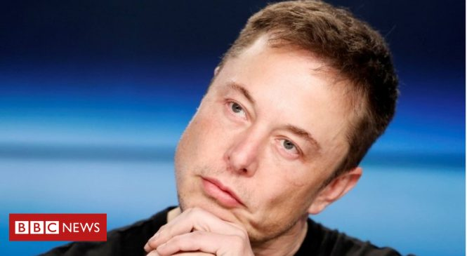Tesla's Elon Musk faces investor lawsuit