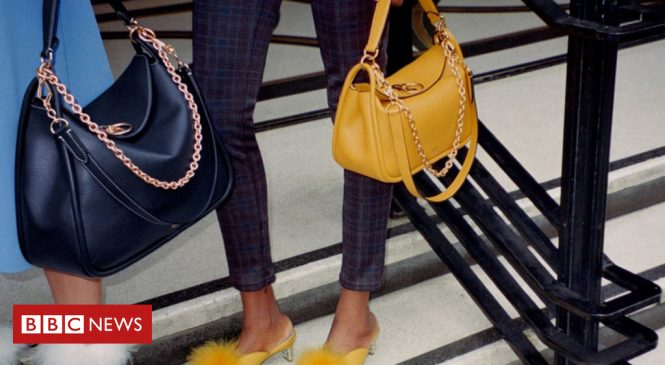 Mulberry shares collapse on £3m House of Fraser hit