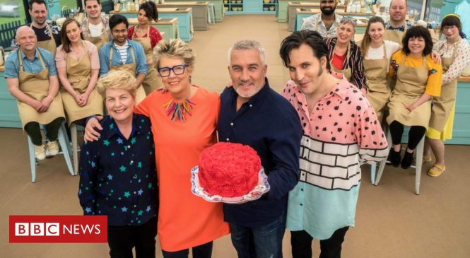 13 things to know about the new Bake Off series