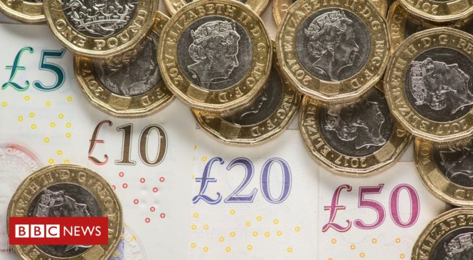 Pay is '£13 a week less than 10 years ago'