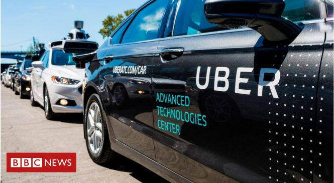 Toyota to invest $500m in Uber in driverless car deal