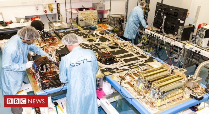 Galileo: Brexit funds released for sat-nav study
