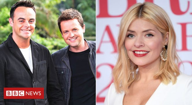 Holly Willoughby to co-host I'm A Celebrity