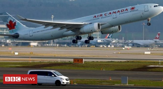 Air Canada app data breach involves passport numbers