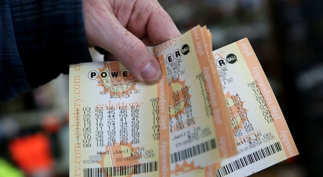 That $245 million Powerball winner faces high taxes and little chance of remaining anonymous