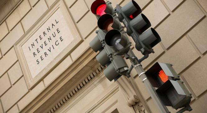 The time is now for IRS reform: Senators