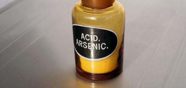 Arsenic, existing drug combo could treat cancer, study finds