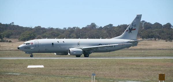 Boeing, U.S. ink contract for P-8 aircraft spare parts