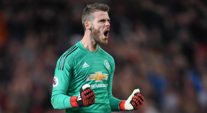 Manchester United news: Jose Mourinho confirms David De Gea will sign a new contract imminently
