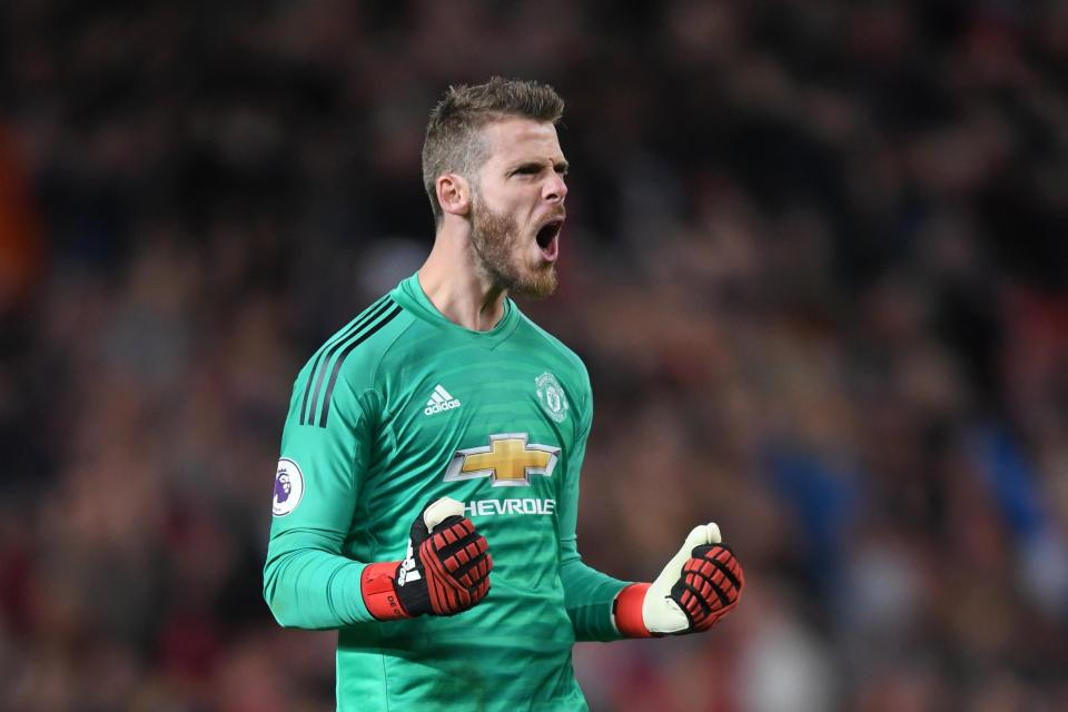 Manchester United goalkeeper David De Gea is set to sign a new contract at Old Trafford
