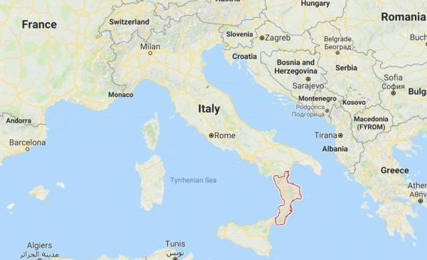 Flash floods in Italy leaves at least 8 hikers dead