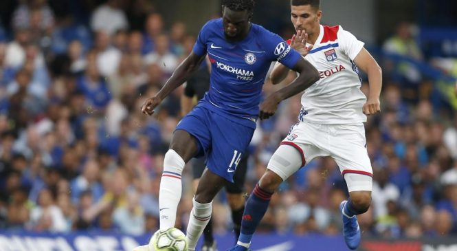 Chelsea transfer news: AC Milan agree deal to sign Tiemoue Bakayoko on loan – reports