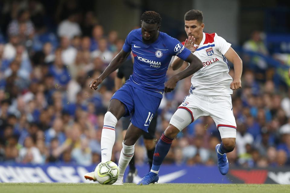 Bakayoko failed to impress in pre-season