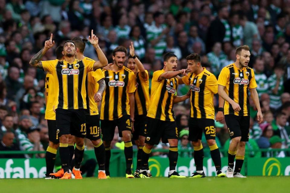 Brendan Rodgers' side were unable to preserve their lead