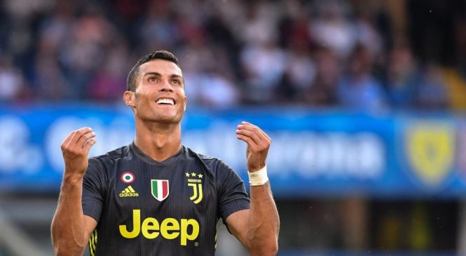 European football round-up: Ex-Arsenal ace starts first game in two years, Bale, Messi and Mbappe score, Ronaldo makes Juve bow