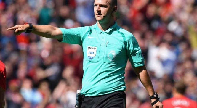 Bobby Madley was SACKED as Premier League referee for 'mocking disabled man on Snapchat'