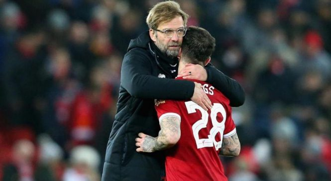 'He is such an outstanding boy' – Liverpool boss Jurgen Klopp pays tribute to Danny Ings after striker moves to Southampton