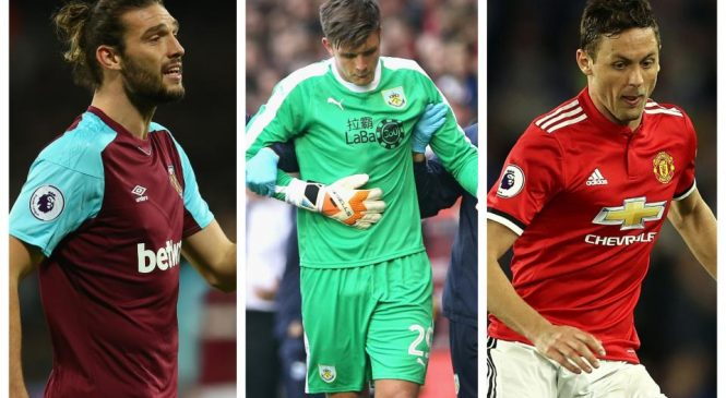 Premier League injuries and suspension: Who will miss the opening game of the season at every club?