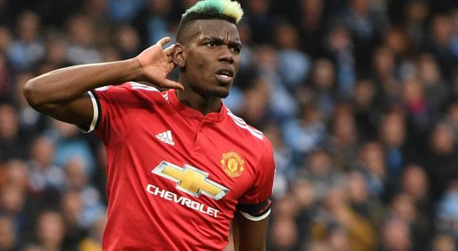 Manchester United reportedly reject Barcelona offer for Paul Pogba