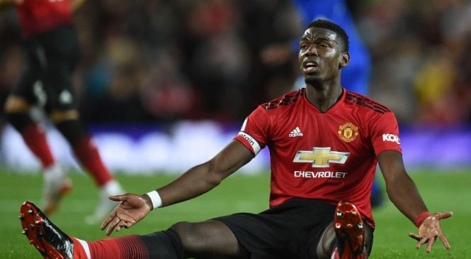 Cryptic Paul Pogba hints at Manchester United unhappiness amid Barcelona links