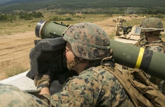 Raytheon, Lockheed receive contract for Javelin missile upgrades