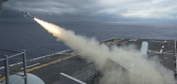 Sale of SeaSparrow missiles to Mexico approved by State Department