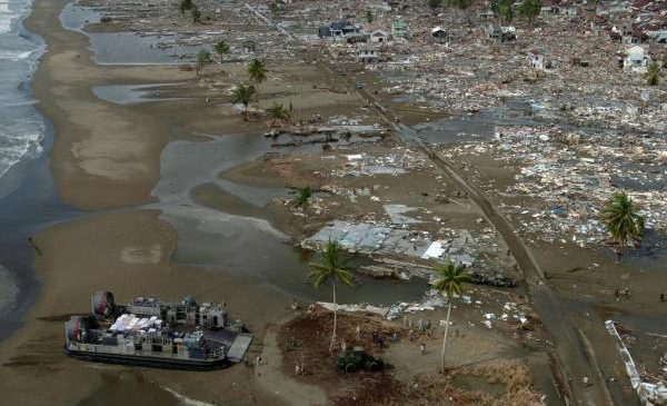 Sea level to increase risk of deadly tsunamis