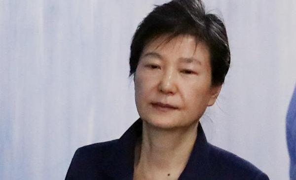 Seoul appeals court rules heavier sentence against ex-President Park