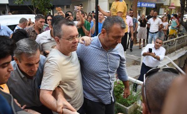 Turkey to freeze 2 U.S. officials' assets over sanctions