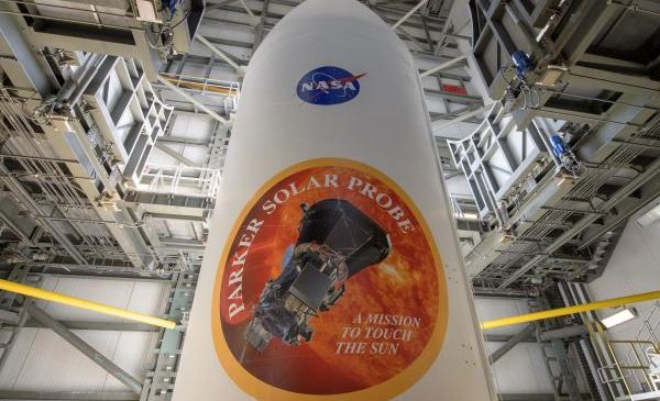 Watch live: Parker Solar Probe to begin trip toward sun
