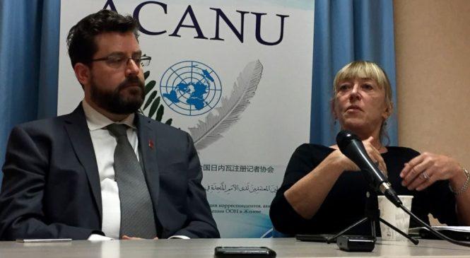 Experts meet at new UN-hosted talks about 'killer robots'