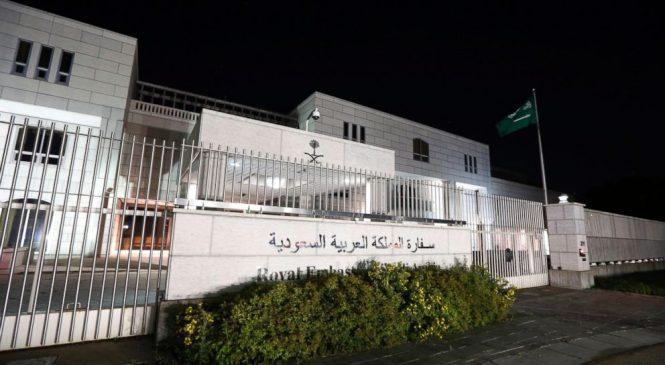Saudi Arabia expels Canadian ambassador over criticism