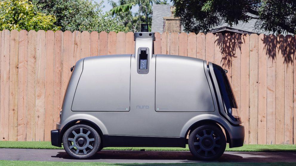 Kroger begins testing driverless grocery deliveries