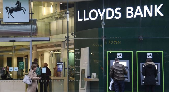 Conflicts leave Lloyds audit heading for Deloitte