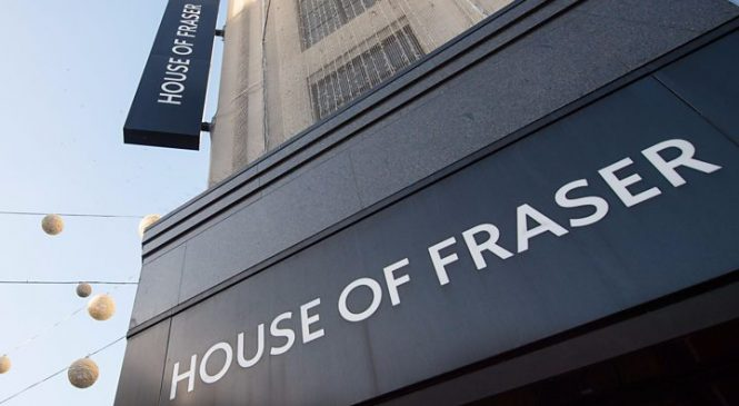 House of Fraser store closures to go ahead