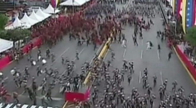 Venezuela President Maduro survives 'drone assassination attempt'
