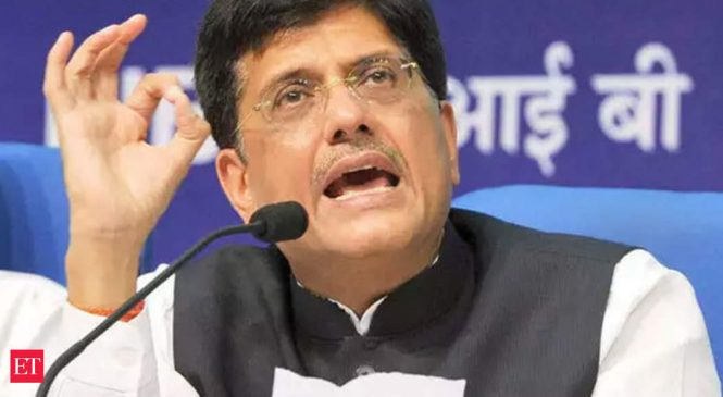 Corporate governance standards at PSBs much better than ever before, says Goyal