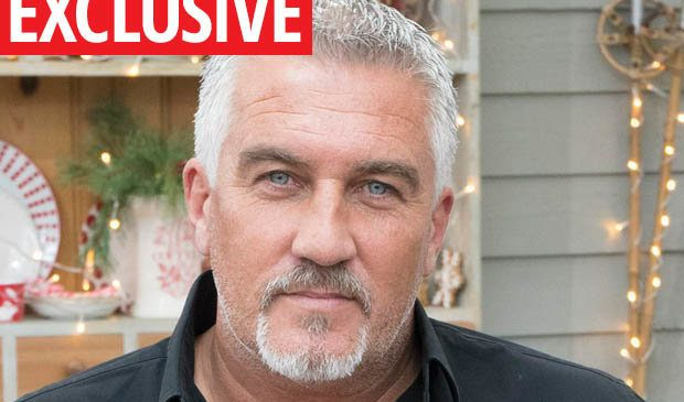 Great British Bake Off judge Paul Hollywood proud of soggy bottom