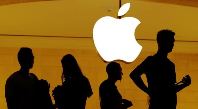 Apple becomes first trillion dollar US company